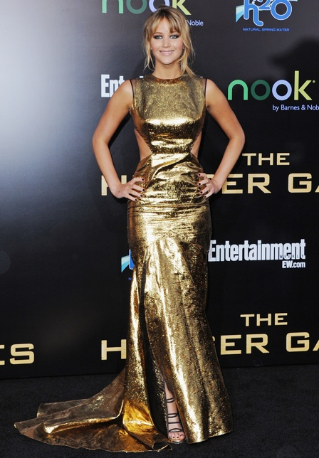 """The Hunger Games"" - Los Angeles Premiere"