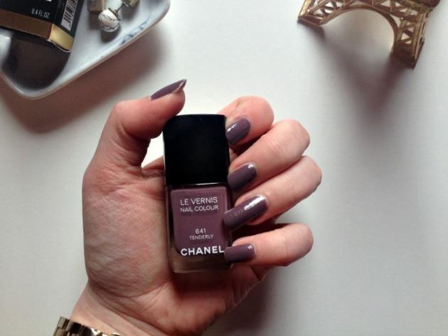Chanel Tenderly Spring 2015