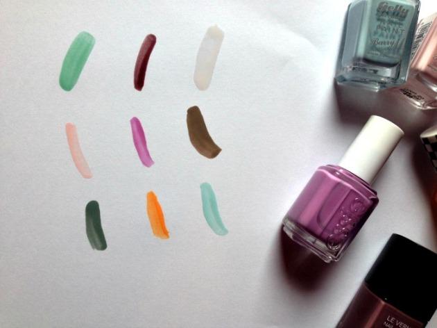 Spring Nails Edit