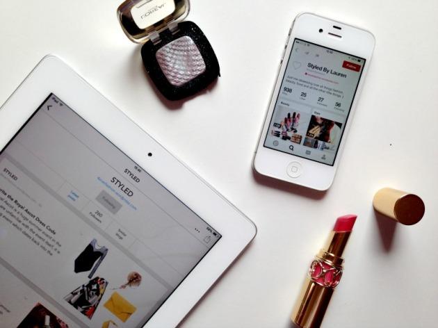 Blogging Social Media Accounts