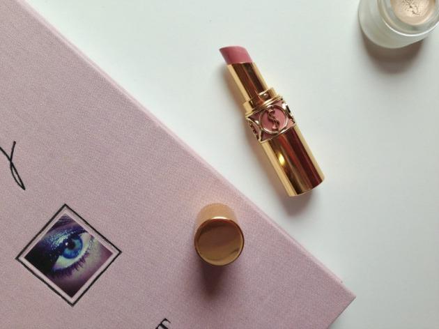 YSL Rouge Volupté Lipstick 01 Nude Beige