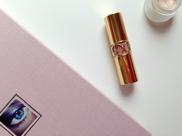 YSL Rouge Volupte Lipstick 01 Nude Beige