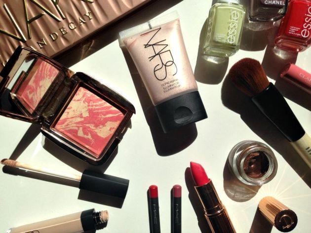Makeup Mess