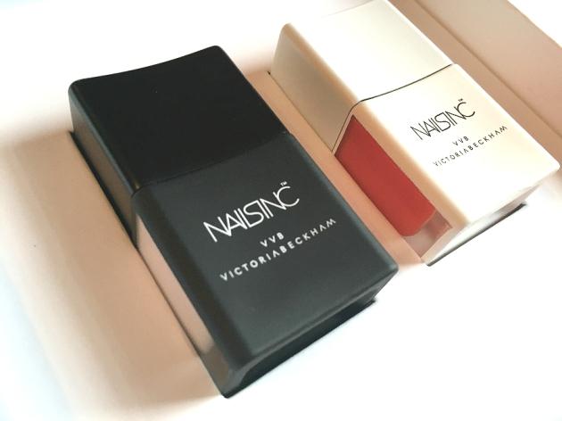 Nails Inc x Victoria Beckham Duo