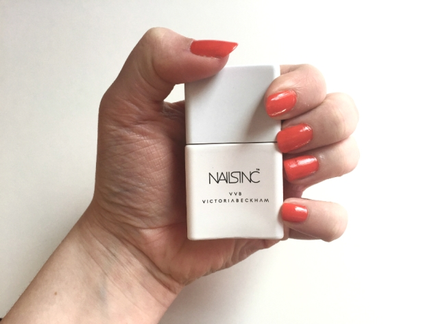 Nails Inc x Victoria Beckham Judo Red