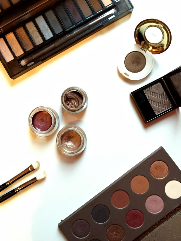 Autumnal Eye makeup