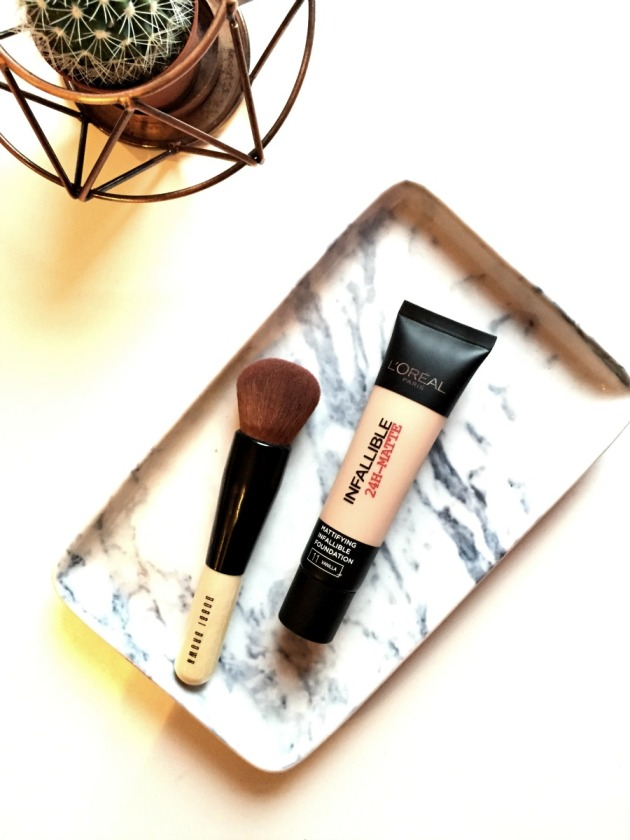 L'Oreal Infallible Matte Foundation