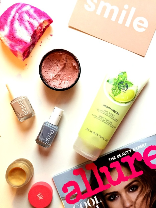 Pamper Beauty Products