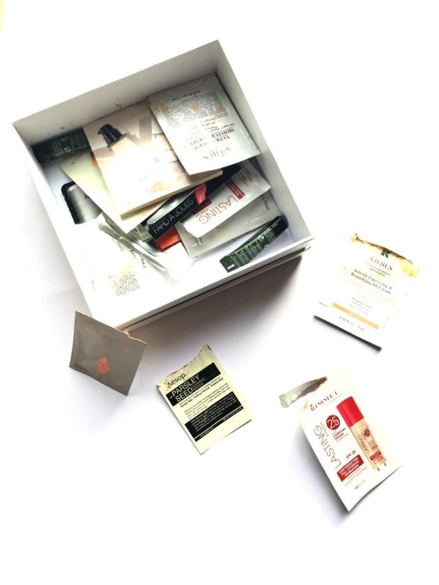 Beauty Samples Box