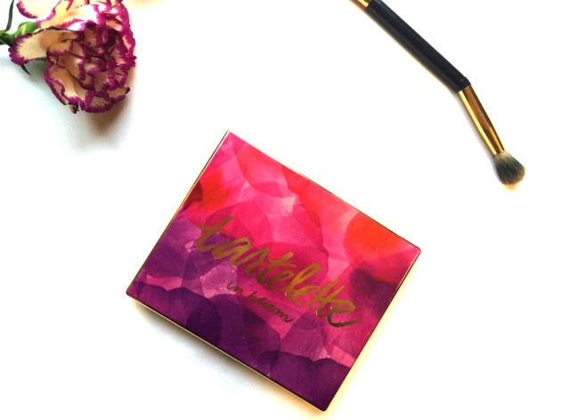 Tartelette In Bloom Palette, Tarte eyeshadow palette, Tartelette 2,