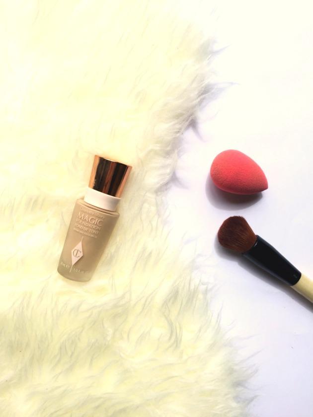 charlotte-tilbury-magic-foundation-review-brush-beauty-blender-makeup-highend-luxury
