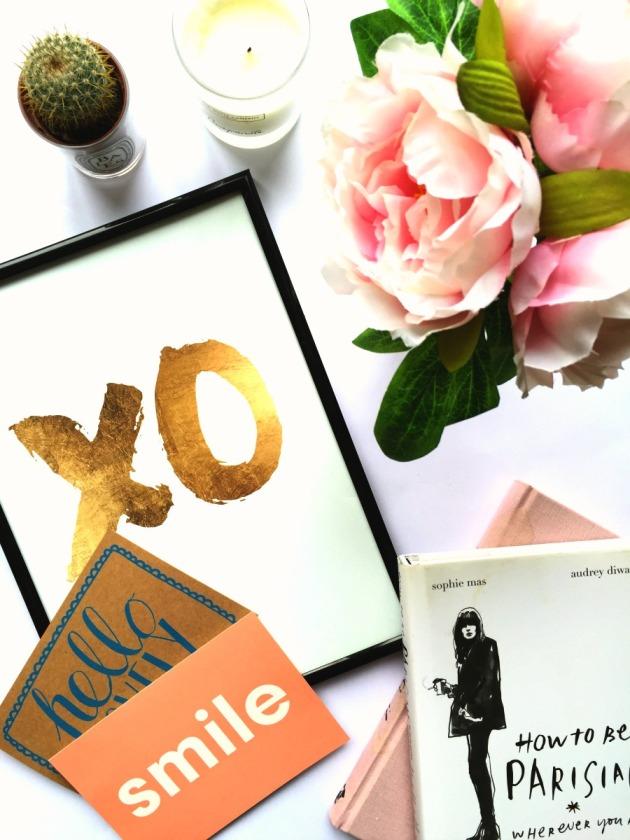 inexpensive-home-decor-ideas-interiors-cheap-lifestyle-blog-blogger-prints-art-flowers-books-candles-plants
