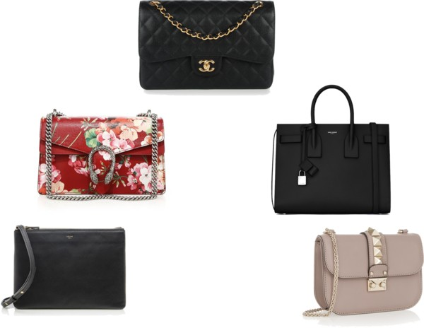 luxury-bag-wishlist-designer-saint-laurent-ysl-gucci-celine-valentino-chanel