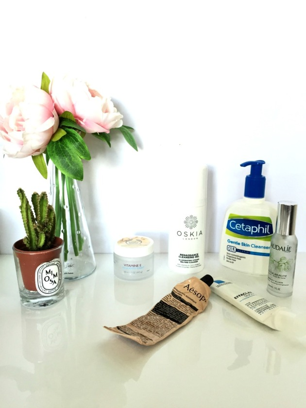 Skincare Beauty Products Empties Review Cetaphil Oskia Aesop La Roche Posay