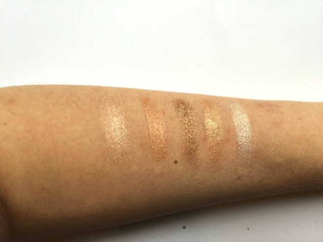 becca, highlighter, swatches, shimmering skin perfector pressed, shimmering skin perfector liquid, backlight priming filter, opal, pearl, champagne pop, jaclyn hill, review