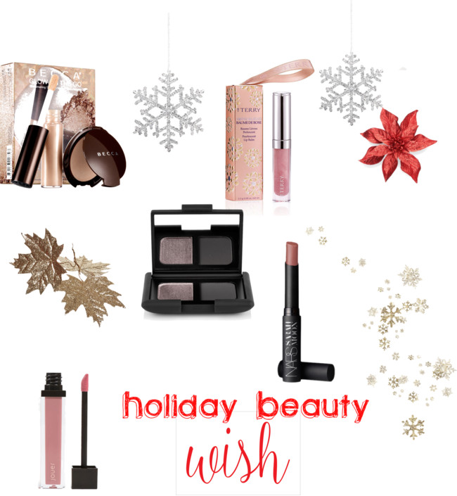 christmas, beauty holiday, gift sets, gift guide, 2016, black friday, cult beauty, space nk, nars, nars sarah moon, christmas collection, by terry, becca, jouer cosmetics