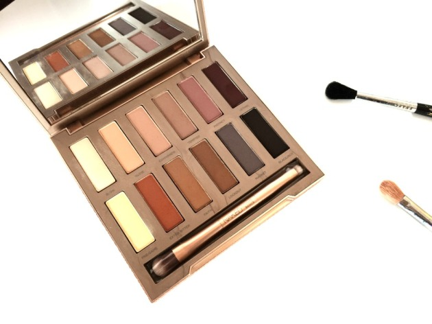 urban decay, naked ultimate basics, shades, matte, eyeshadow, shades, swatches